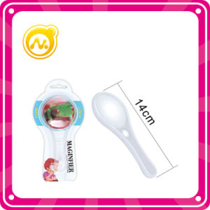 Funny Magnifying Glass Plastic Toy 55 Magnifying Glass 14 Cm for Child