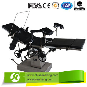 Stainless Steel Multi-Purpose Operating Table pictures & photos