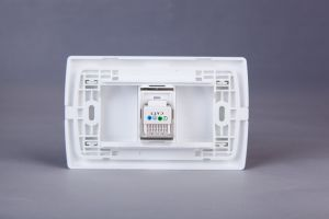 One Gang Telephone Socket pictures & photos