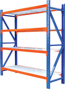 Middle Duty Warehouse Rack for 200kg pictures & photos