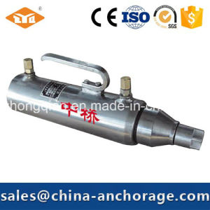 ISO Certificate Stressing Mono Hydraulic Jack pictures & photos