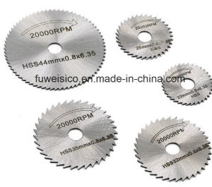Sharp Cut Brand HSS Slitting Saws for Metal Cutting. pictures & photos