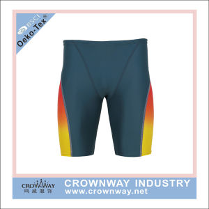Fashion Men Swimming Trunk with Sublimation Printing pictures & photos