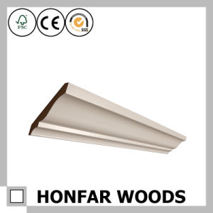 Canada Building Material MDF with Primed Wood Moulding pictures & photos
