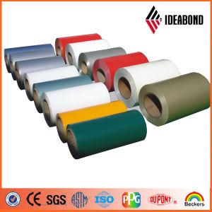 Ideabond Silver Metallic Prepainted Aluminium Coil (AE-32D) pictures & photos