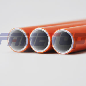 Red Pex-Al-Pex Pipe for Hot Water Under European Standard pictures & photos