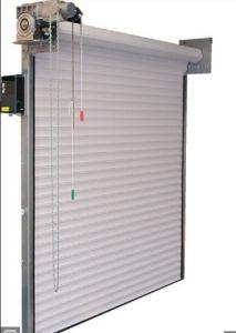 Steel Roller Shutter Doors for Stage Industrial Rollers (Hz-FC0325) pictures & photos