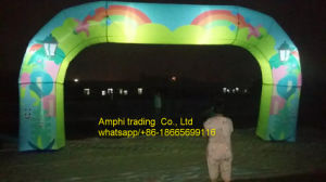 Lighting Inflatable Inflatable Advertising for Halloween pictures & photos
