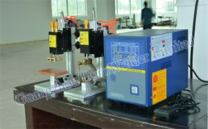 Automatic Battery Packing Pneumatic Welding Machine pictures & photos
