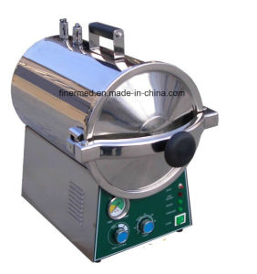 Fast Pressurized Steam Medical Sterilizer pictures & photos