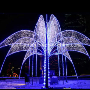 LED Fountain Huge Outdoor Decoration for Holiday pictures & photos
