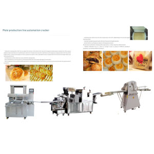 Pastry Production Line of Flower Cake Food Equipment