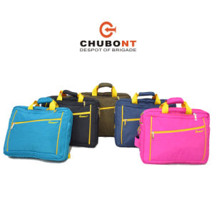 2017 Chubont Fashion Hot Selling Nylon Waterproof Computer Bag pictures & photos