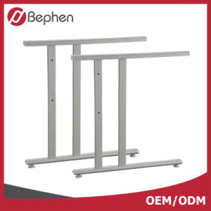 OEM Metal Desk Leg Office Furniture Components Knock Down Table Leg 1212 pictures & photos