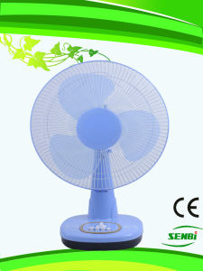 16 Inches 110V Colorful Table Fan Desk Fan