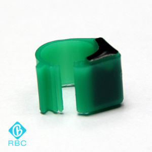 ABS Passive RFID Ring Bird/Pigeon/Lovestock/Animal ID Tags pictures & photos