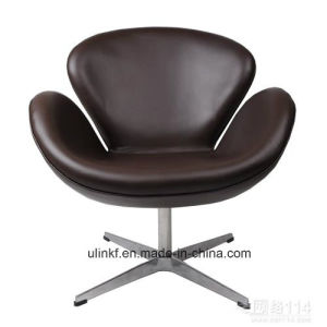 Brown Color Reception Leisure Sofa Chair Conference Meeting Furniture (UL-LS303) pictures & photos