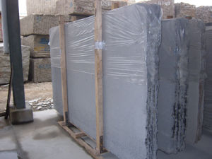 Natural G603 Granite Stone Slab for Countertop, Tombstone, Paving pictures & photos