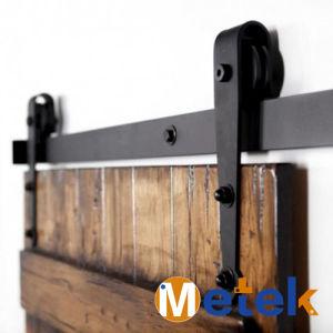 Factory Direct Sale Barn Wood Door Stopper Track Wheels Fittings Door Accessories Hardware pictures & photos