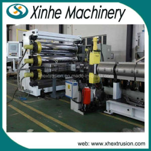 PP, PE, PS, Pet, ABS, PVC Plastic Sheet Extrusion Line/Plastic Extruder pictures & photos