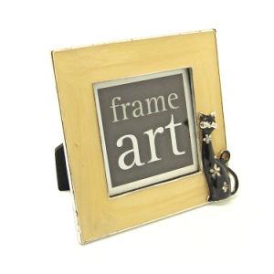 Wholesale Cheap Wedding Gift Metal Photo Frame Hx-1204 pictures & photos