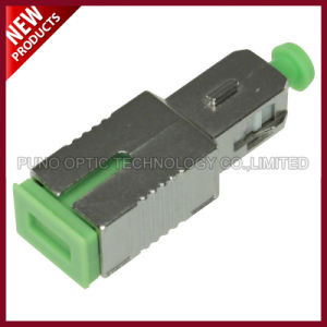 Fiber Optic SC UPC Female to Female Single Mode Fixed Flanged Attenuator pictures & photos