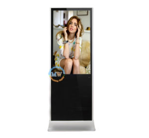 55 Inch Info Information Interactive Advertising LCD Touch Screen Kiosk pictures & photos