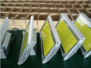 Outdoor New Type LED Flood Light (COB) Water Proof 3 Years Warranty pictures & photos