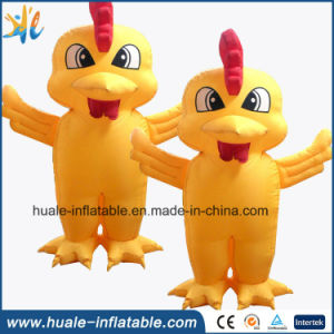 Inflatable Chicken Model, Custom Inflatable Product Shape for Advertising pictures & photos
