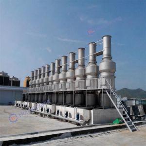 Automatic Vacuum Metallizing Machine for UV Spray Coating Line pictures & photos