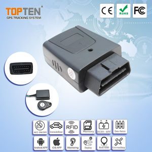 OBD Car GPS Location Tracking System with History Driving Report (TK208-ER) pictures & photos