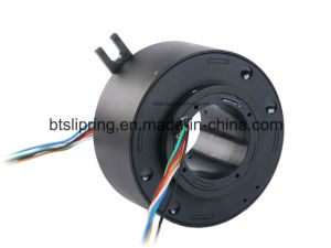 50mm Inner Hole Electrical Through Hole Slip Ring with ISO/Ce/FCC/RoHS pictures & photos