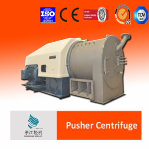 Two Stages Pusher Centrifuge Model P-60 pictures & photos