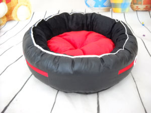 Plum Flowers Button Style Dog Bed, Pet Bed pictures & photos