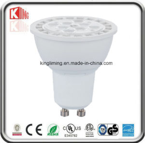 Dimmable COB 3W 5W 6W 7W GU10 LED Spotlight pictures & photos