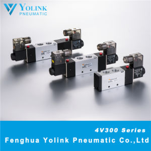 4V320 Series Pilot Operated Solenoid Valve pictures & photos