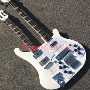 Double Necks Electric Guitar 4 String Bass +12 String Guitar (PRB-077) pictures & photos