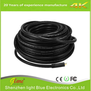 Gold Plug 1080P HDMI Cable with Double Ferrite Cores pictures & photos