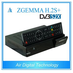 S2X TV Box DVB S2 + DVB S2X + DVB T2/C Zgemma H. 2s+ pictures & photos