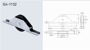 Window and Door Sash Roller/Pulley (SA-1132) pictures & photos