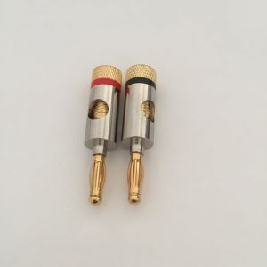 Banana Plug, High Quality Audio Plug pictures & photos