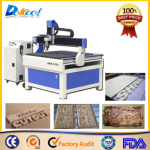 1212 CNC Wood Router Engraving Router Machine for Advertising Industry pictures & photos