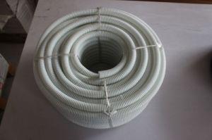 Flame Retardant PVC Corrugated Conduit Pipe pictures & photos