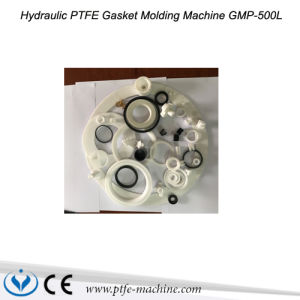 Hydraulic PTFE Gasket Molding Machine GMP-500L pictures & photos