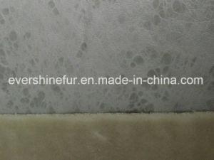 Foil Suede Bonding Fake Fur Boa Fur Faux Fur Fabric pictures & photos