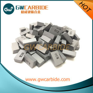 Yg6X Tungsten Carbide Brazed Tips pictures & photos