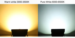 50W LED Floodlight Warm/Cold White pictures & photos