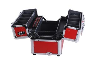 Aluminum Case Package with Wheels pictures & photos