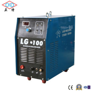 100A Portable Inverter Air Plasma Cutting Machine pictures & photos