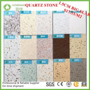 Nice Color High Quality Sparkle Artificial Quartz Stone for Kichentop and Countertop pictures & photos